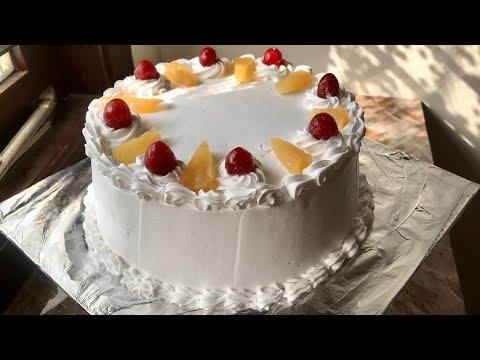 Pineapple cake recipe pineapple pastry recipe pineapple fresh cream cake recipe