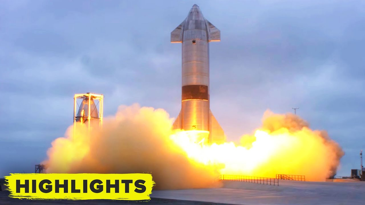 Watch: SpaceX Launch and Landing of Starship SN15