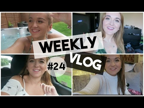 Weekly Vlog #24: Thailand Planning, Work OOTW & Safari Park!