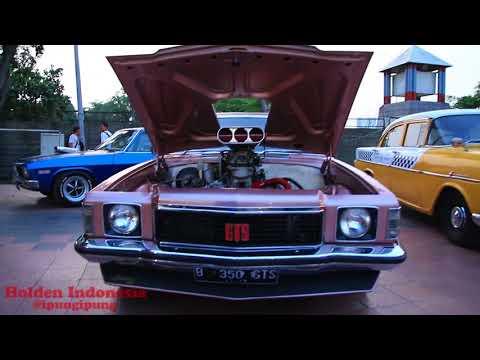 Holden Indonesia - Jakarta Custom Culture 2017