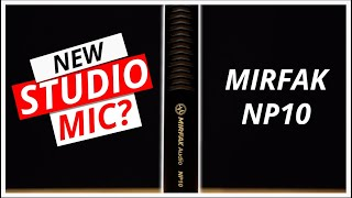 The Best Shotgun Mic I've Ever Used? Mirfak NP10