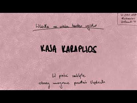 W pieśni zaklęte – obrazy muzyczne powstań śląskich – Wlazła na wieża bardzo wysoko – Kaja Karaplios. #kulturawsieci 2020