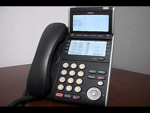 how-to-set-call-forwarding-on-sv8100/sv9100-nec-phone-system