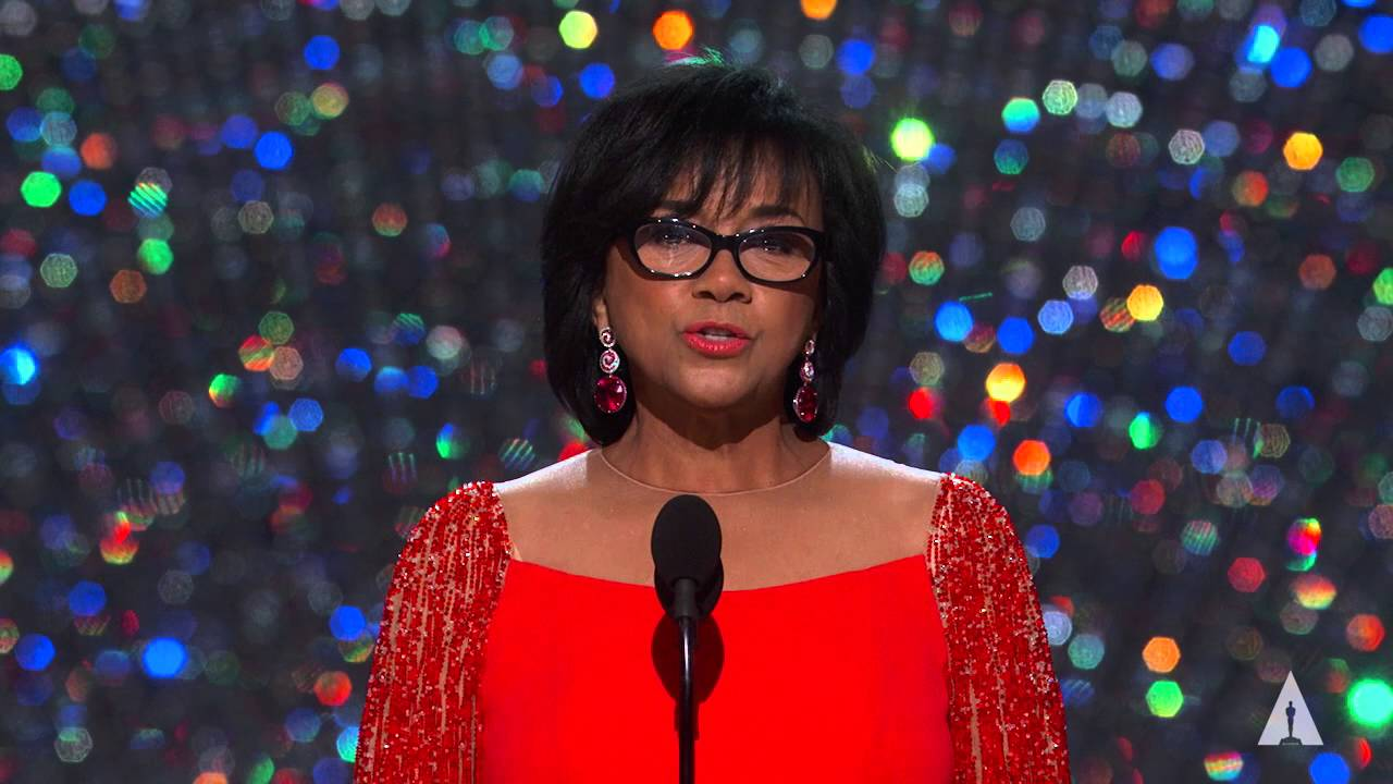 President Cheryl Boone Isaacs at the 2016 Oscars - YouTube