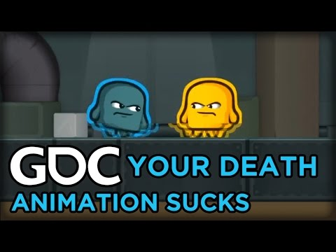 Game Feel: Why Your Death Animation Sucks