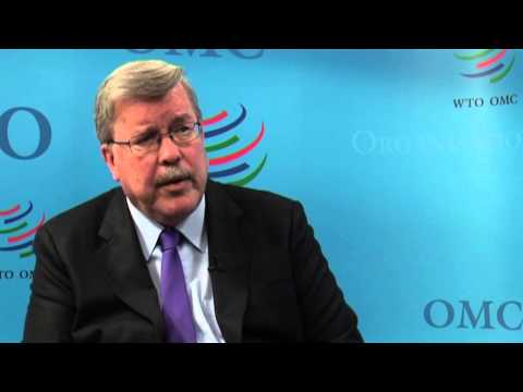 WTO Interview: Trade figures 2013