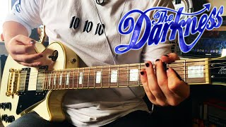 All the Pretty Girls - The Darkness | Guitar Cover
