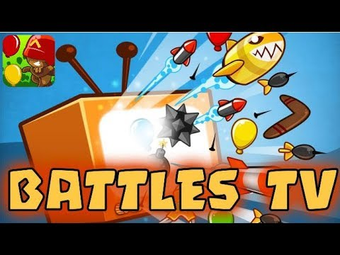 Bloons TD Battles - Spectate Battles TV Live Games (Fire OS)