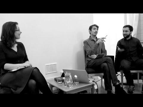 Casa Jurnalistului (Ștefan Mako & Vlad Ursulean) talk at RCC London (2015.11.25)