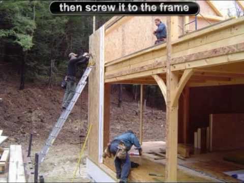 Home building kits so simple you can do it yourself youtube home building kits so simple you can do it yourself solutioingenieria Gallery