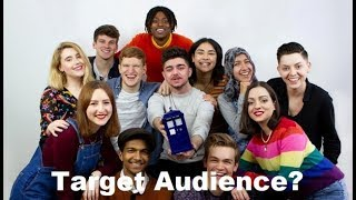 who is doctor whos target audience in 2018?