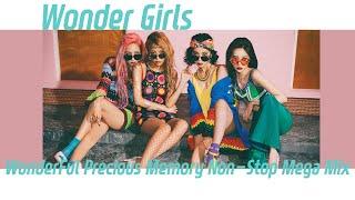 Wonder Girls (원더걸스) 대표곡 컴플리트 논스톱 메가믹스