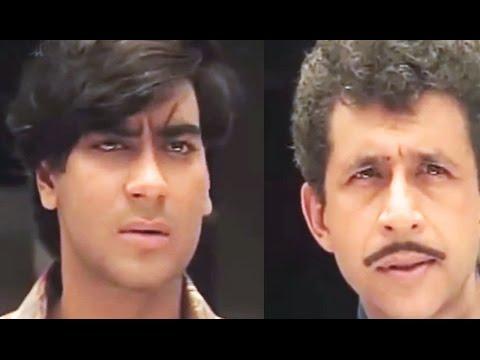 Ajay Devgan, Naseeruddin Shah, Bedardi - Action Scene 2/14 (k)