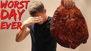 THE WORST HOLIDAY EVER | Day of Eating in Barcelona