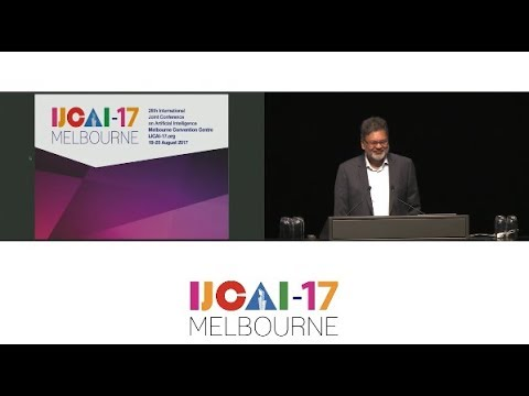 "IJCAI17 Opening Ceremony + Keynote ""Provably Beneficial AI"" – Stuart Russell (HD)"