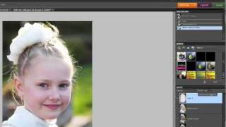 how to run picture pop action in pse 8