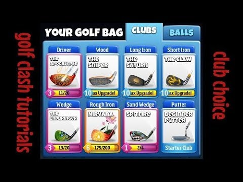 what is the best driver to use in golf clash