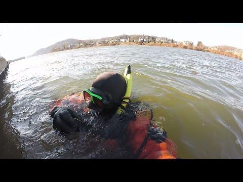 Scuba Diving in the Ohio River