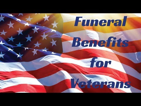 Veteran Death Benefits- Learn What Exactly Is Available From A Funeral Director