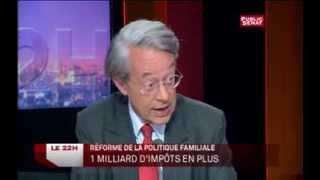 Marini : « Hollande augmente les impôts pour les classes moyennes »