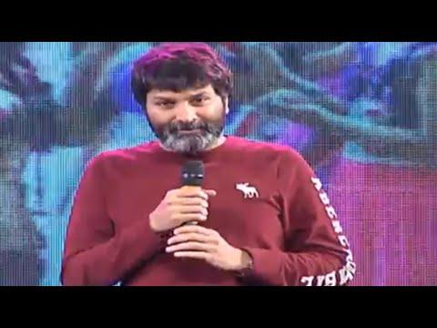 Trivikram Shares Flashback - Erra Bus Movie Audio Launch - Dasari Narayana Rao, Manchu Vishnu