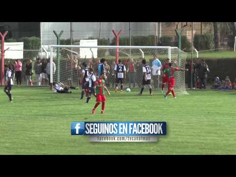 Resumen Circulo Deportivo 2 - Labarden 0