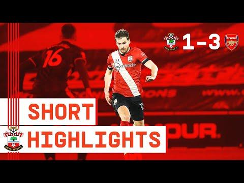90-SECOND HIGHLIGHTS: Southampton 1-3 Arsenal | Premier League