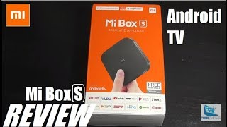 REVIEW: Xiaomi Mi Box S 4K HDR - Best Android TV Box?!