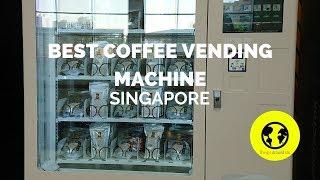 Best Coffee Vending Machine Singapore - Chai Coffee Vending Machine at AMK Hub