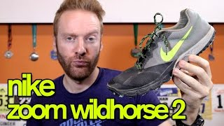 NIKE ZOOM WILDHORSE 2 REVIEW | The Ginger Runner