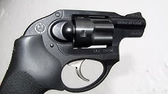 "Shooting the Ruger LCR 38 Special +P  Revolver ""This Sucker Hurts"""