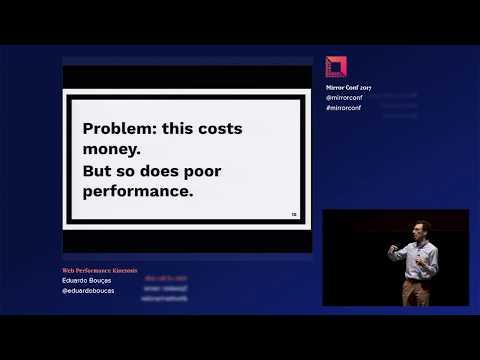 Mirror Conf 2017 | Eduardo Bouças - Web Performance Kinetosis