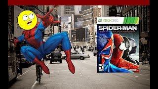Melhores e Piores Jogos do Homem Aranha