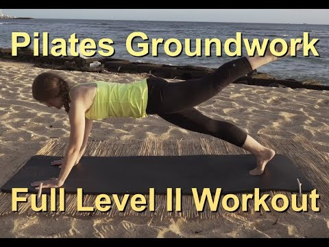 Upside-Down Pilates - Level II Groundwork Full 1 Hour Workout
