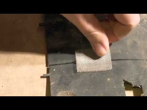 welding the plastic on your car bumper youtube. Black Bedroom Furniture Sets. Home Design Ideas