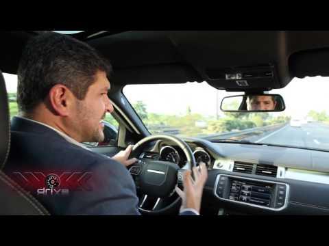 Ride Review Land Rover Evoque