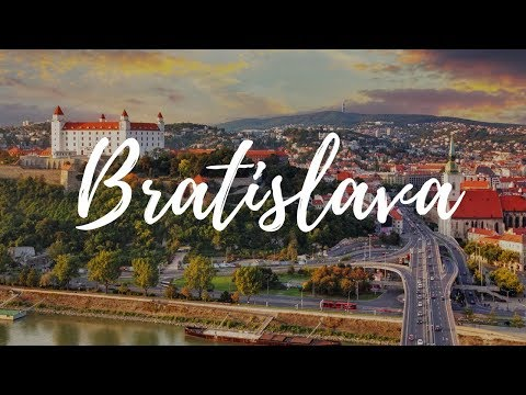 BRATISLAVA - Slovakia Travel Guide | Around The World