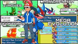 Top new Pokemon GBA rom hacks (Completed) with Gigantamax, Z-moves, Mega evolution, 8th gen and more