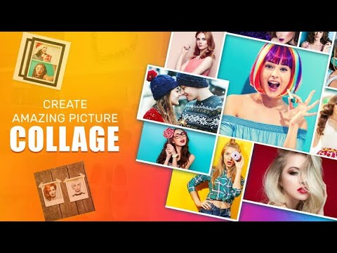 How To Use Collage Maker - Photo Editor Photo Collage Android 2020