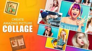 How to Use Collage Maker - Photo Editor Photo Collage Android 2020 screenshot 4
