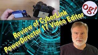 Review of CyberLink PowerDirector 17 Video Editor (#175)