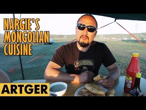 Nargie's Mongolian Cuisine: KHUUSHUUR (Episode 1)