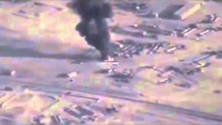 Удары по ИГ. Авиация РФ разбомбила склад и нефтяные объекты. Новости сегодня.