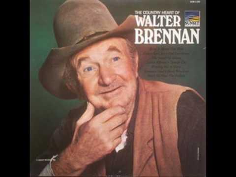 Walter Brennan - Gunfight At The O.K.Corral  (1964)