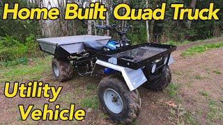 Quad truck ATV / UTV homemade
