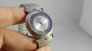 c1986 Zeno de luxe Saphir vintage watch in NOS condition