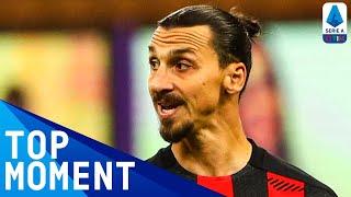 Zlatan Ibrahimović scores Two to Win Derby for Milan! | Inter 1-2 Milan | Top Moment | Serie A TIM