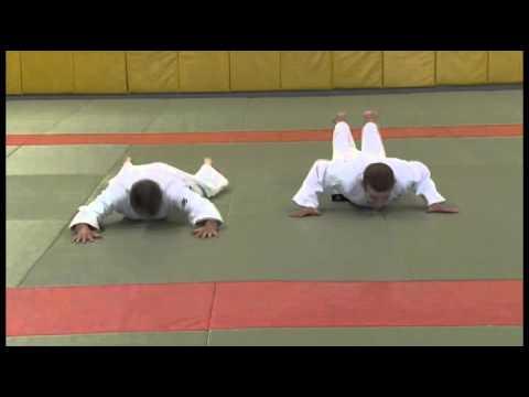 Fundamental judo Techniques
