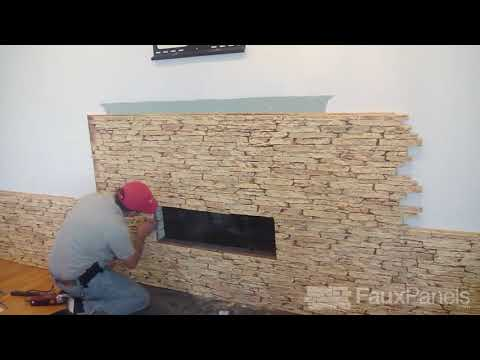 Install a Faux Stone Fireplace Surround | Step-by-Step Demo<a href='/yt-w/pmU4pK5_qVc/install-a-faux-stone-fireplace-surround-step-by-step-demo.html' target='_blank' title='Play' onclick='reloadPage();'>   <span class='button' style='color: #fff'> Watch Video</a></span>