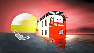 Bau eines Hausbootes! Roblox - Bloxburg